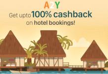 paytm  cashback on hotel bookings