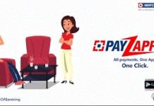 PayZapp banner