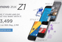 amazon lenovo zuk z flash sale