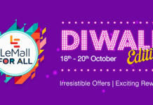 LeMall diwali edition october offer