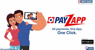 HDFC PayZapp - Get Rs 50 Cashback on 1st Transaction + Rs 50 Per Referral