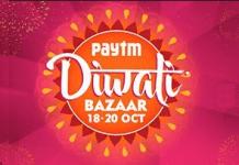 paytm diwali bazaar october