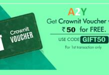 crownit app loot rs free gift