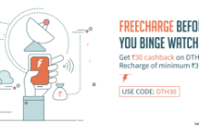 freecharge DTH