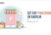 freecharge shopo offer