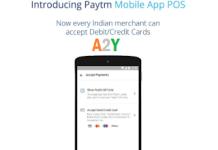paytm app POS