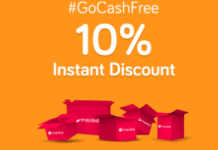 snapdeal  discount