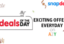 snapdeal deals of the day