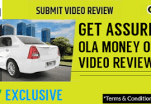 ola money holidayiq free loot