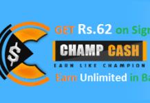 Champ Cash Banner
