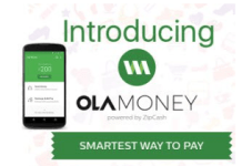 OLA Money  cashback new users offer