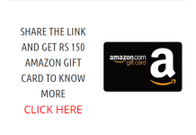 [Loot] Rentur : Share and Get Free Rs.100 Amazon Gift Vouchers