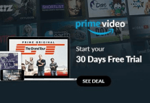 Activate Amazon Prime Trail