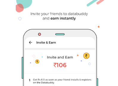 (Working Script+Proof) DataBuddy App loot- Get Rs 12 Paytm Cash Per Refer