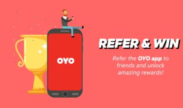 Oyo Free Rs 100 Paytm