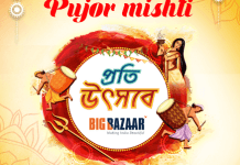 Big Bazaar Puja Game Offer