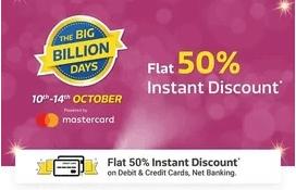 Flipkart 50% Off Hotels