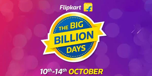 Flipkart Big Billion Days Offers & Deals