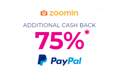 Zoomin PayPal Offer