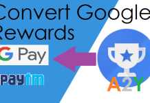 Convert Google Play Reward
