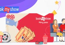 BookMyShow Movie Pass