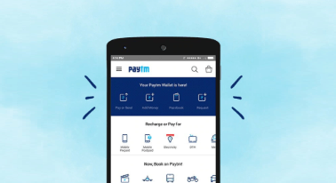 Paytm First Launched