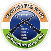 Indians For Guns logo