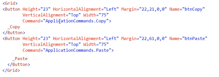 Commands in WPF