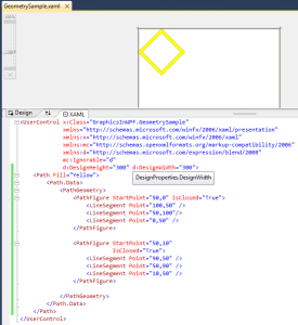 WPF Geometry