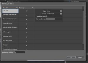 Expression Blend 4 : Edit Sample Data