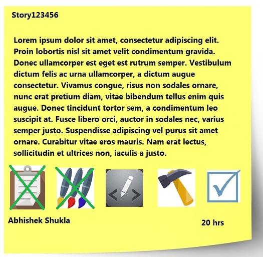 Sticky Note Stage 3