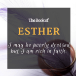 The book of Esther in the Bible