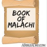 The Book of Malachi in the bible
