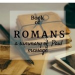 The Book of Romans in the Bible