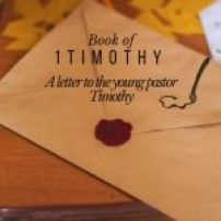 The Book of First Timothy in the Bible
