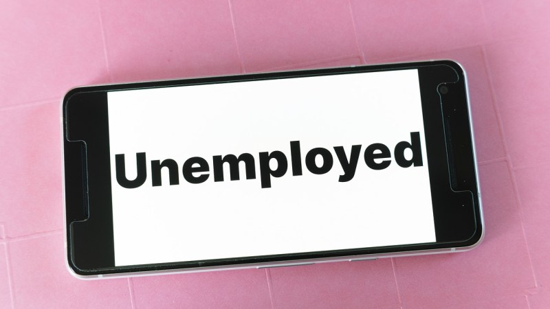 Lessons from unemployment