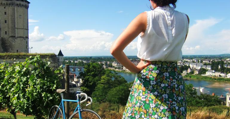 sejour loire a velo de orleans a angers abicyclette voyages