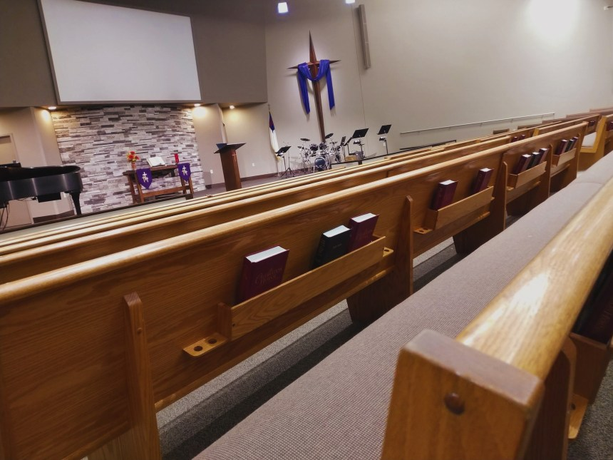 How to be the church when church is cancelled?
