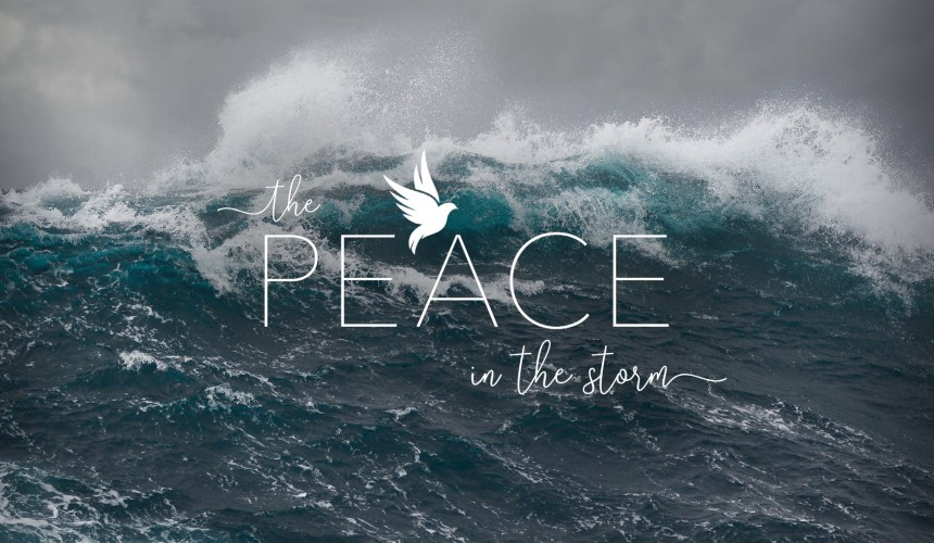 The Peace in the Storm