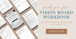 Free Vision Board Worksheet - Free Vision Board Worksheet
