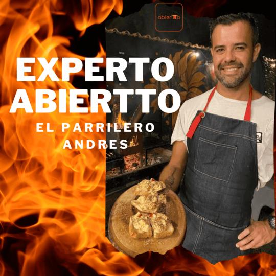 Experto abierTTo El Parrilero Andres