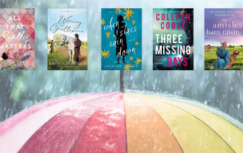 14 Christian Fiction Releases for April