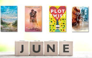 June 2021 Christian Fiction Releases