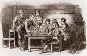 The Pettibone Tavern Green Mountain Boys