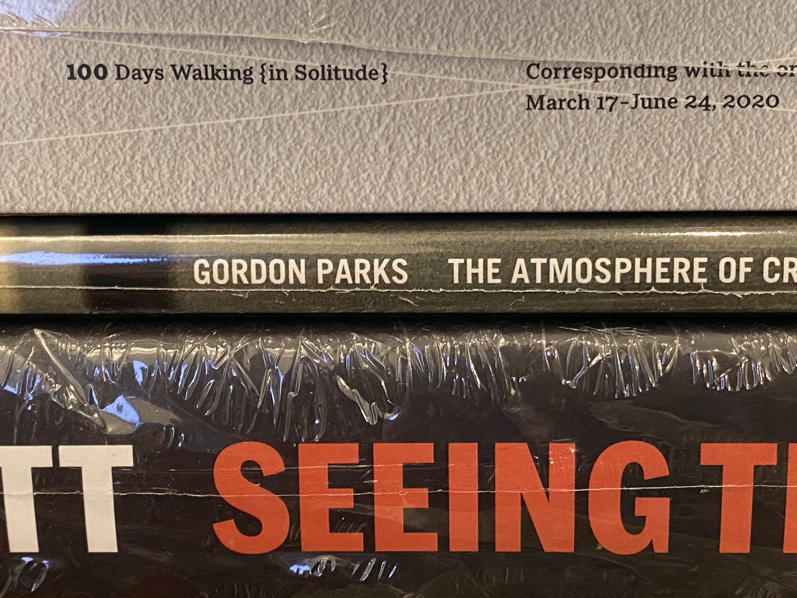 Books On My Desk: Klett, Parks, and Aufuldish