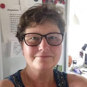 Nye briller selfie