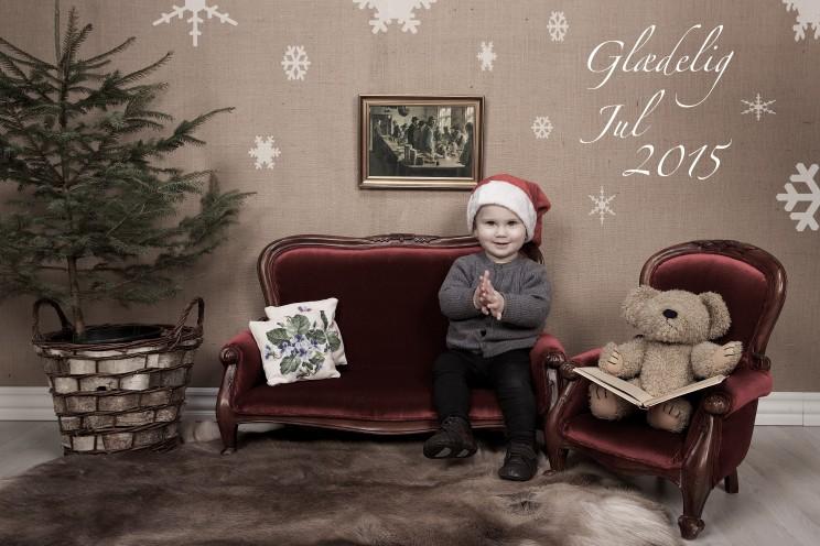 Julekortet 2015 fra Otto