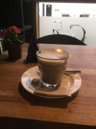 Skinny hos Cafe Aas