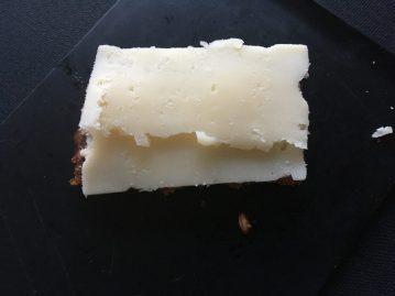 Og en ostemad 10+ ost 40 ugers lagring