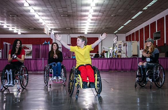 Inclusive Dancing